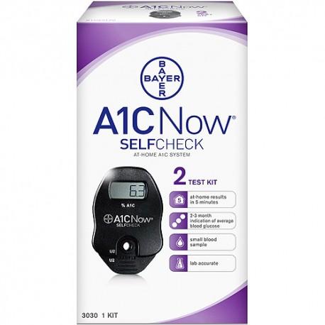 Bayer A1CNow Monitoring Kit- Diabetesteststripswholesale