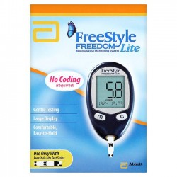 Freestyle Freedom Lite Blood Glucose Monitor System