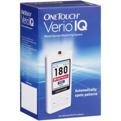 OneTouch Verio IQ Blood Glucose Monitoring System