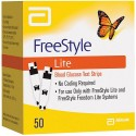 Abbott FreeStyle Lite Test Strips 50 count