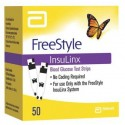 Abbott FreeStyle InsuLinx Test Strips 50 Count