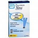Abbott Precision Xtra Test Strips 50 Count