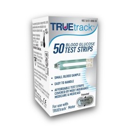 Nipro TRUEtrack Test Strips 50 Count
