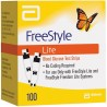 Abbott FreeStyle Lite Test Strips 100 Count
