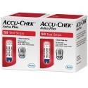Accu-Chek Aviva  Plus Test Strips - 100 ct.