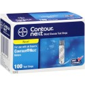 Bayer Contour Next Test Strips 100 Count