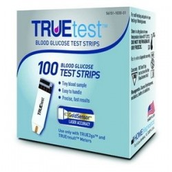 Nipro TRUEtest Test Strips 100 Count