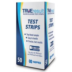 TRUEresult Test Strips 50 Count