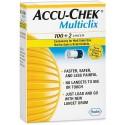 Accu-Chek Multiclix Lancets 100+2