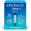 OneTouch Ultra Blue Test Strips 25 Count
