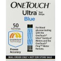 OneTouch Ultra Blue Test Strips 50 Count Mail Order Only