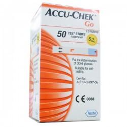 ACCU-CHEK Go Test Strips 50 Count