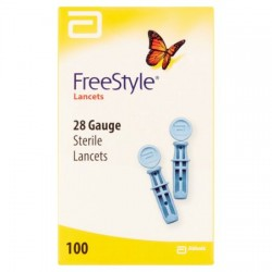 FreeStyle Lancets 28 Gauge