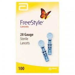 FreeStyle Lancets 28 Gauge