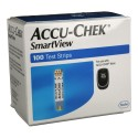 ACCU-CHEK SmartView Test Strips 100 Count