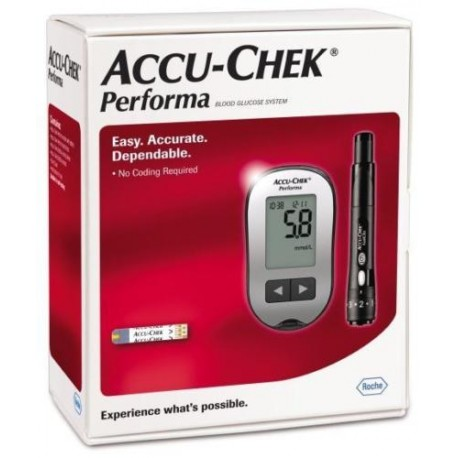 Accu-Chek Performa Blood Glucose Meter and Lancing Device