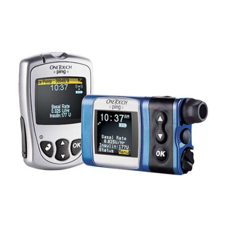 Animas OneTouch Ping Insulin Pump Starter Kit- Diabetesteststripswholesale