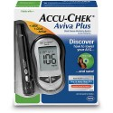 Accu-Chek Aviva Plus Diabetes Blood Glucose Monitoring Care Kit