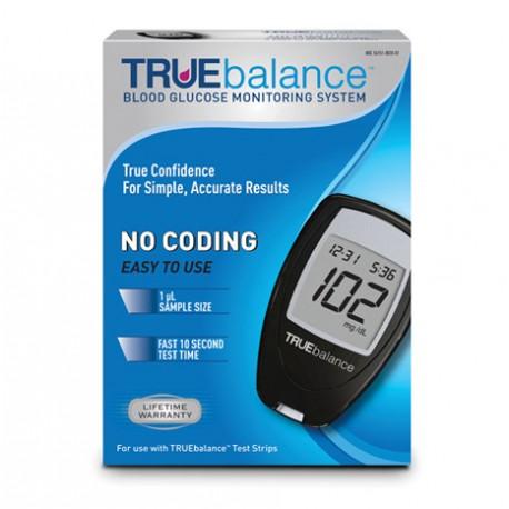 TRUEbalance Blood Glucose Metering System