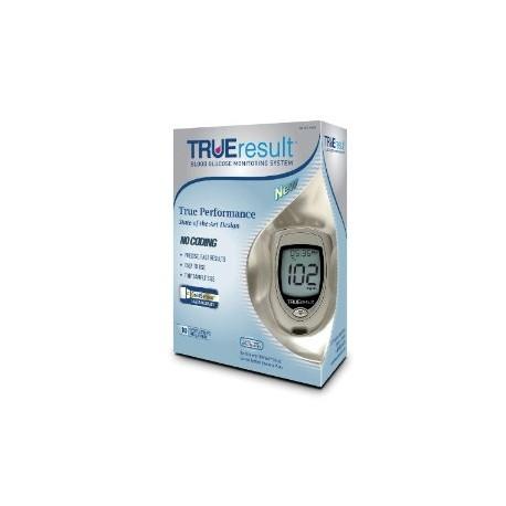 TrueResult Blood Glucose Metering System